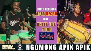 Download lagu DUET KENDANG ADER NEGRO VS DHETA TOK TUNG - NGOMONG APIK APIK (Live)Saleho Music