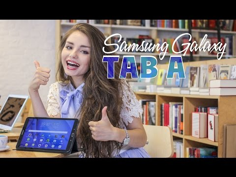 Видео-обзор планшета Samsung Galaxy Tab A SM-T580