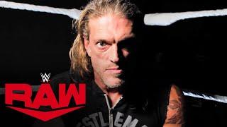 Edge Vows To Tear Randy Orton's Life Apart: Raw, June 22, 2020