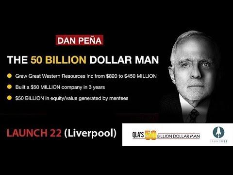 Dan Peña Speaks at Launch 22 Liverpool