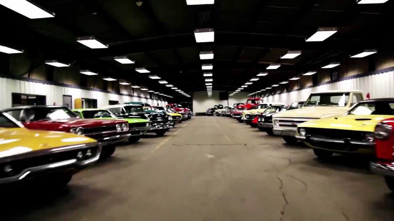 Classic Car Liquidators - The Biggest Classic Cars Dealership In ...