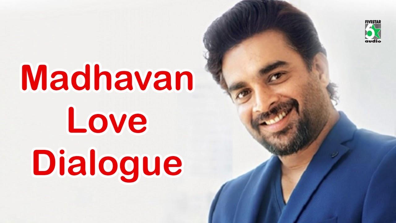 Madhavan Super Hit Famous Movie Love Dialogue