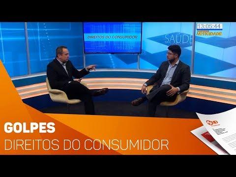 Direitos do Consumidor: Golpes - TV SOROCABA/SBT