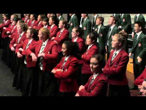 Choralation Westlake- Maunga e ole Atuolo