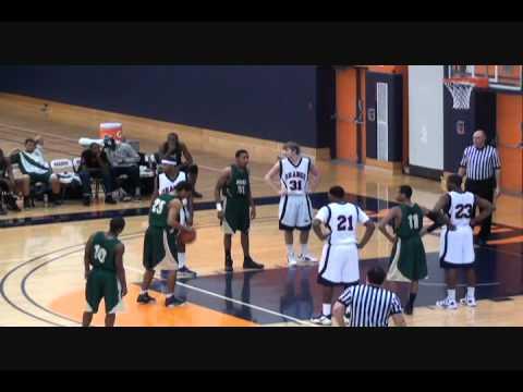 Bronx Community College vs Orange County Community College 12-10-11