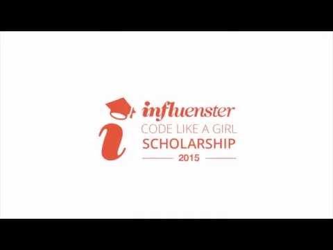 The Influenster Code Like A Girl Scholarship Program!