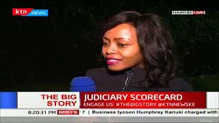 The state of the Judiciary (Part 1)|The Big Story