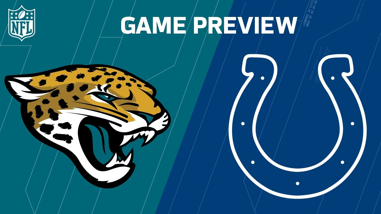 Jaguars Vs. Colts | NFL NOW | Week 17 Previews