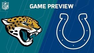 Jaguars vs. Colts | NFL NOW | Week 17 Previews