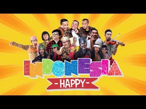 Kick Off Indonesia Happy - Kebahagiaan Bagi Seluruh Rakyat Indonesia
