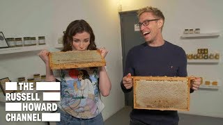 Aisling Bea & Russell Howard go Beekeeping | Playdates | The Russell Howard Hour