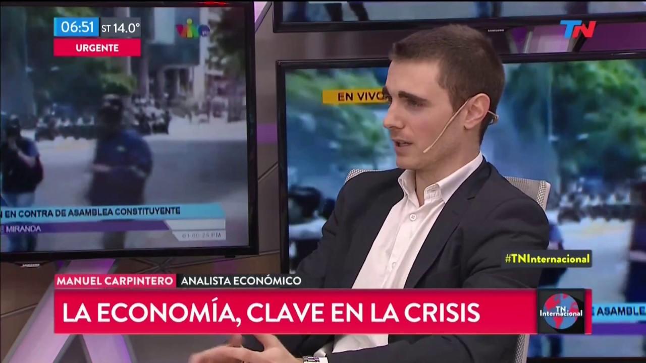 La economía, clave en la crisis de Venezuela