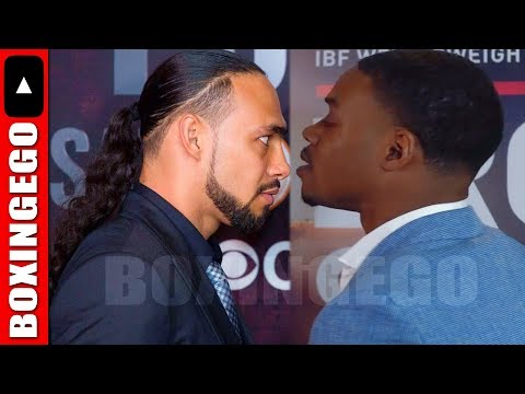 """(WOW!!!) KEITH THURMAN OPENLY ADMITS ERROL SPENCE JR FIGHT NOT ON MY """"TO DO LIST"""" """"IM NOT READY"""" WTF"""