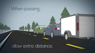 """Road Safety Tips """"Towing"""""""