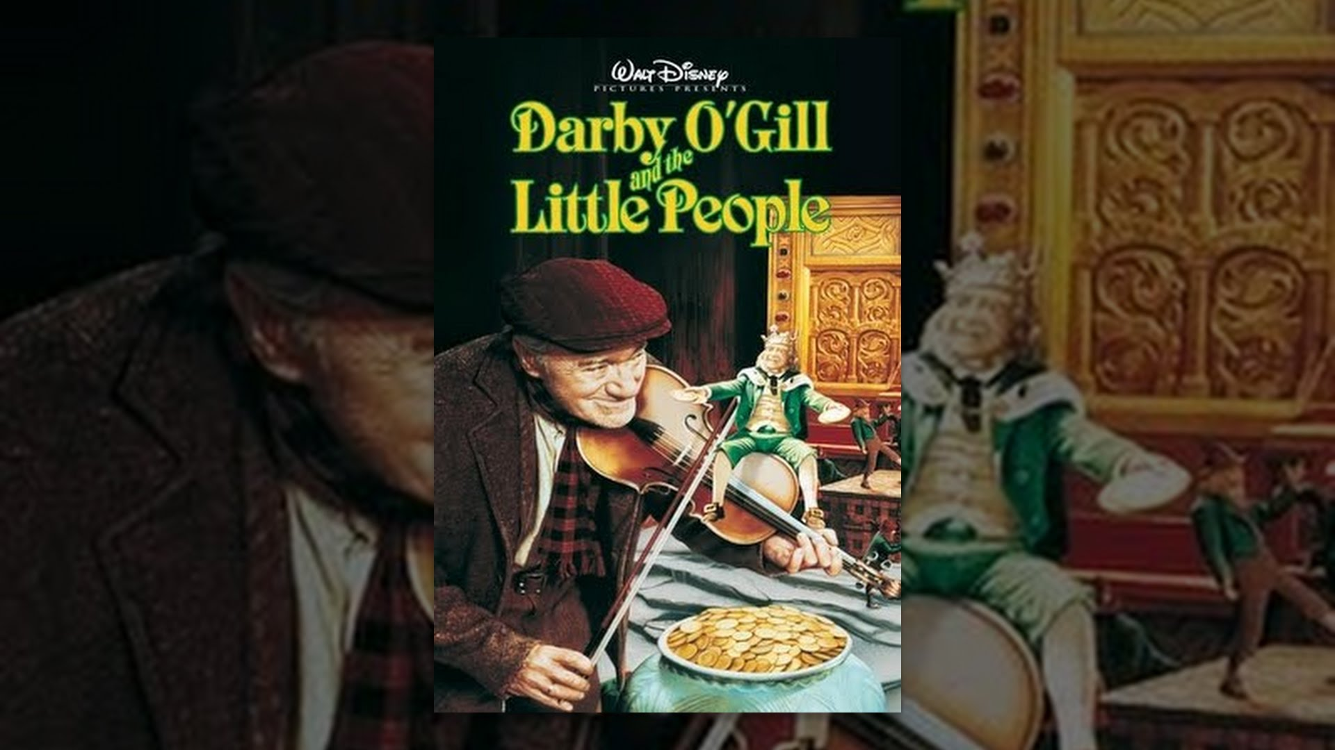 Darby O' Gill And The Little People
