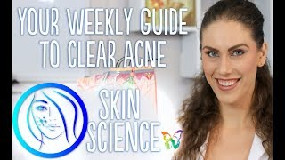 YOUR NEW GUIDE TO ACNE FREE SKIN - SKIN SCIENCE (EVERY SATURDAY) Episode 1