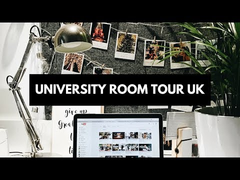 UNIVERSITY ROOM TOUR | UNIVERSITY OF THE ARTS LONDON