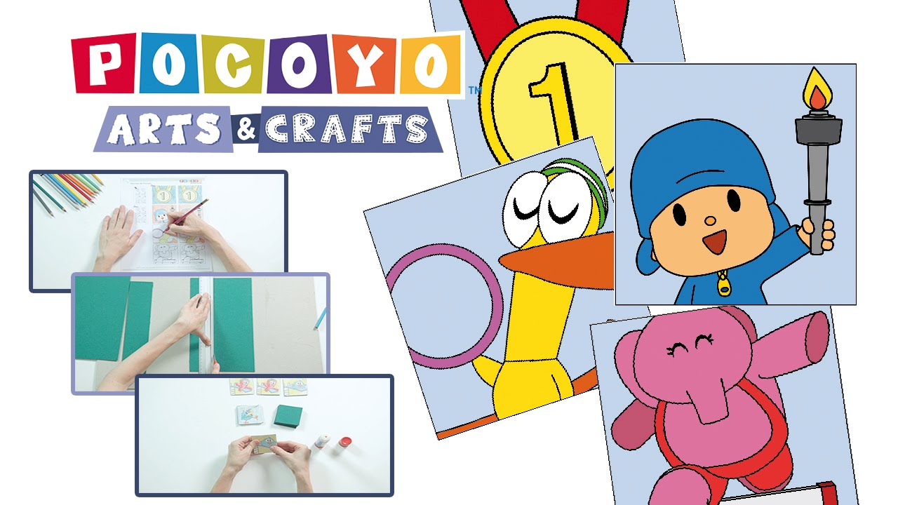 Youtube Art And Craft: Find The Pairs! (Memory Game