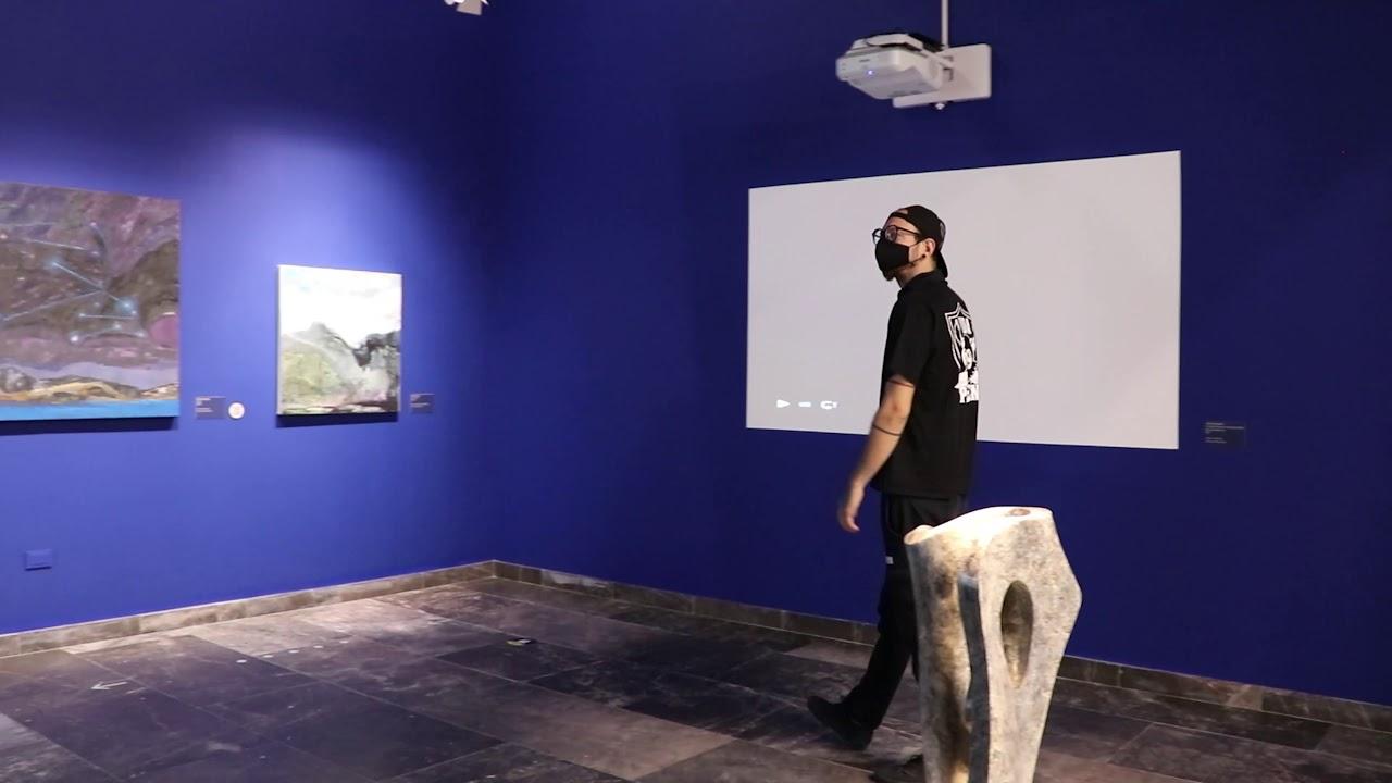 NOCHE EN EL MUSEO VIRTUAL | Gabriel Rodríguez