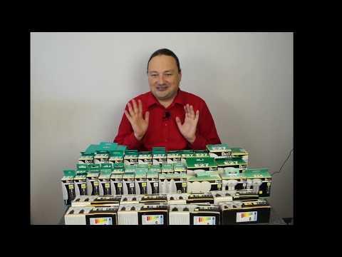 Светодиодные лампы Diall из магазина Castorama