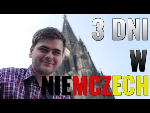 3 DNI W NIEMCZECH - GAMESCOM 2017 (VLOG)