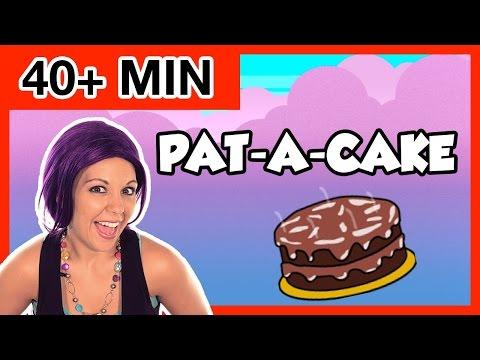 Pat a Cake Song | Nursery Rhymes...