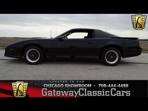 1986 Pontiac Firebird - Gateway Classic Cars of Chicago