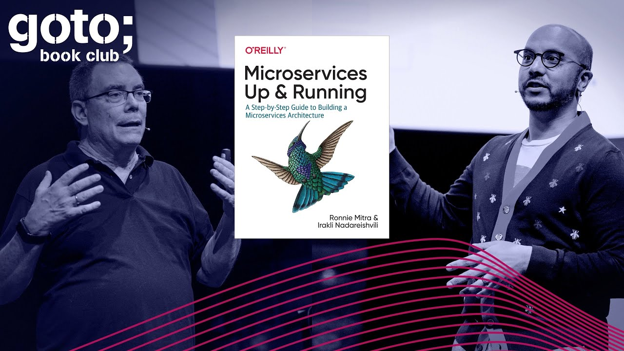 Hands-on Microservices • Ronnie Mitra & Mike Amundsen