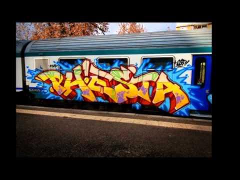 Best graffiti in the world