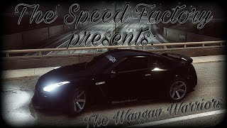 The Speed Factory presents: The Wangan Warriors (Need For Speed 2015)