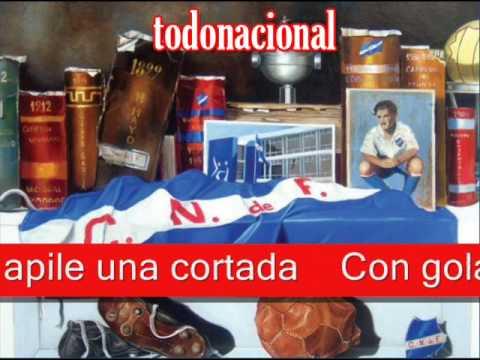Nacional sos el decano - tango del Club Nacional de Football