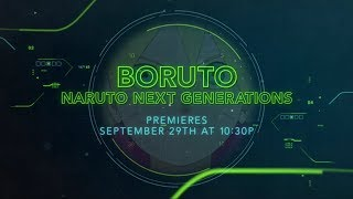 Toonami - Boruto: Naruto Next Generations Promo (HD 1080p)