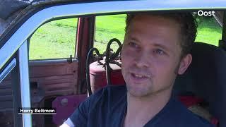 Bij de familie Beltman uit Nieuwleusen stroomt de motorolie door de aderen