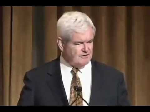 Newt Gingrich is one of the greatest American thinkers of our time