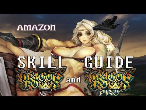 Dragon's Crown Skill Guide for Amazon