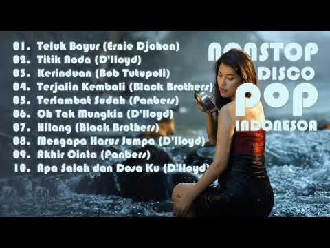 Wow Asyik NONSTOP DISCO REMIX pop indonesia,TELUK BAYUR.full HD.