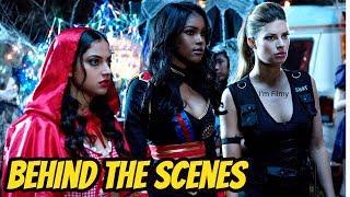 Boo 2! A Madea Halloween - Behind The Scenes - Tyler Perry, Inanna Sarkis, & Yousef Erakat - 2017