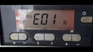 Baymak E01 Arızası nedir? (Baymak Eco4,Eco5,Lambert,Dolcevita,Falke e01 hatası)