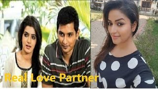 Nithya Ram Nandini Serial Actress Real Love Partner and Friends Masti