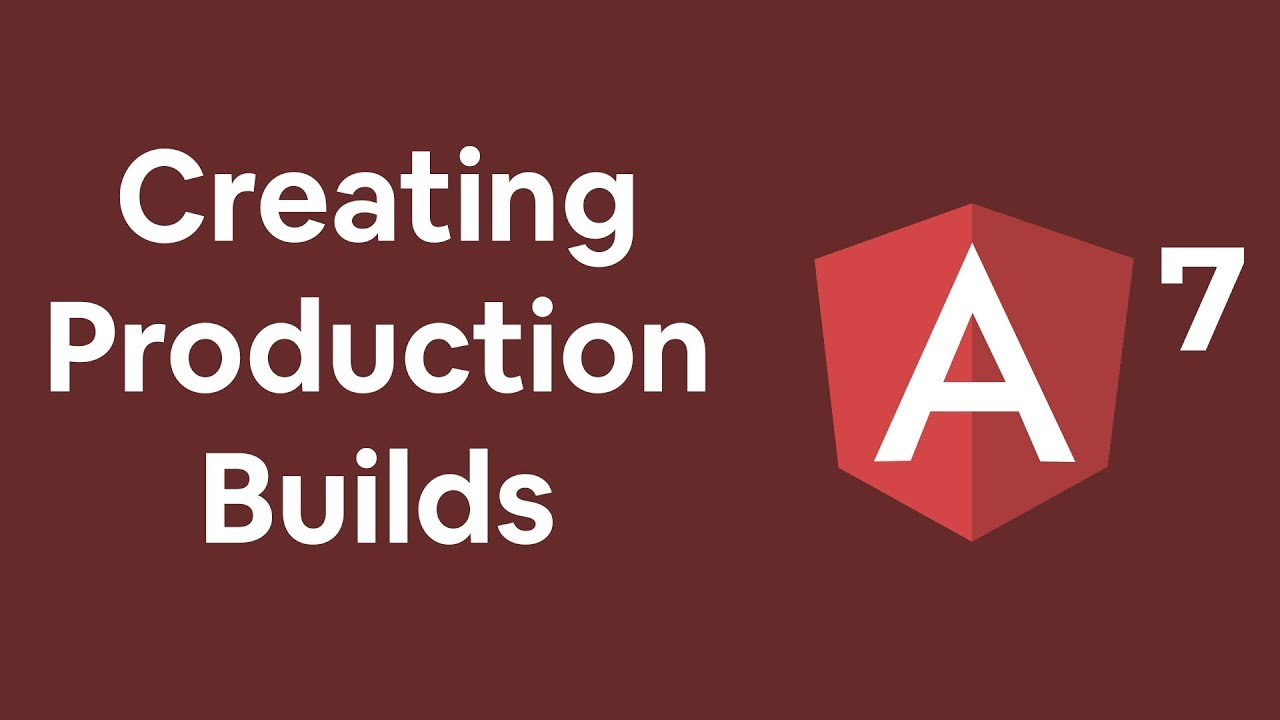 How to deploy Angular 7 Application To Production?