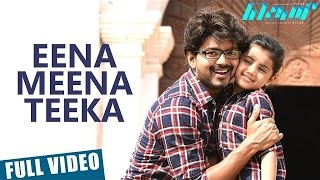 Download Hindi Video Songs - Eena Meena Teeka Theri song Full HD