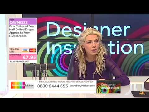 Wirework Techniques - Designer Inspiration - JewelleryMaker LIVE 29/03/2015
