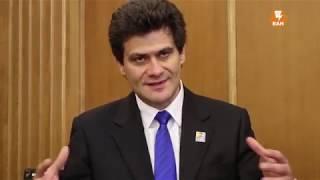 Первое интервью нового мэра Екатеринбурга