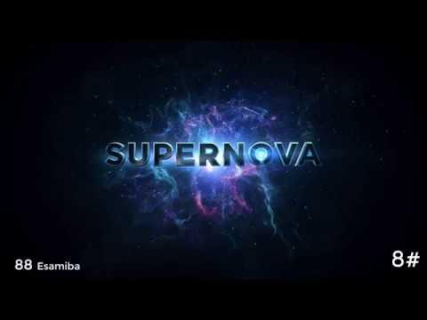 EUROVISION LATVIA 2018 | MY TOP 18 SUPERNOVA  (ESTONIAN VOTES)