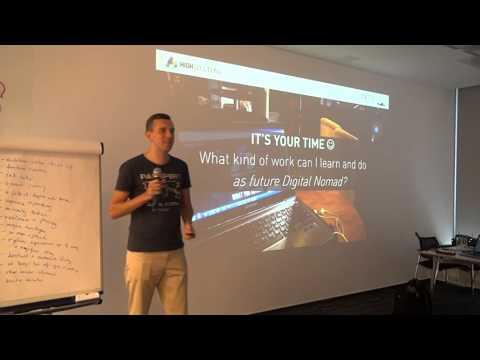 Digital Nomad @Business Link Poznań