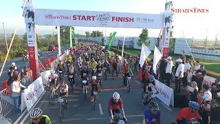 NST C-Cycle Challenge 2017: A two-wheeled odyssey
