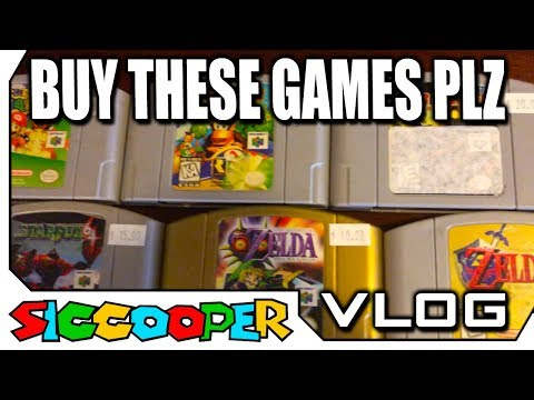 LOTS OF GAMES FOR SALE! (50% Off Fred Meyer Sale, + Outlet Footage)| SicCooper