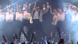 PSY [Gentleman] First stage at concert 싸이, 신곡 '젠틀맨' 첫 무대