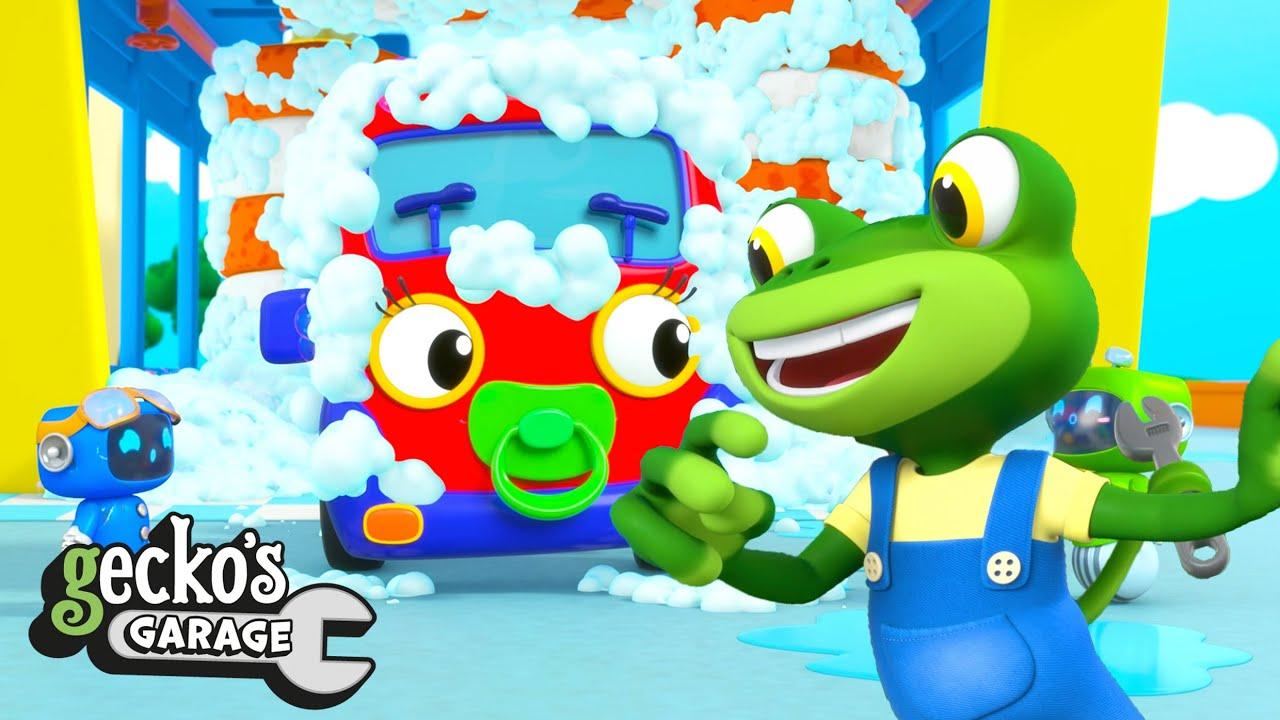 The Best of Brand New Gecko's Garage | Gecko's Garage | Trucks For Children | Cartoons For Kids