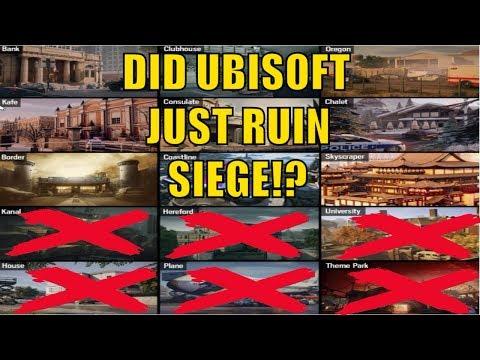 Did Ubisoft Just Ruin Rainbow Six Siege!? - Rainbow Six Siege